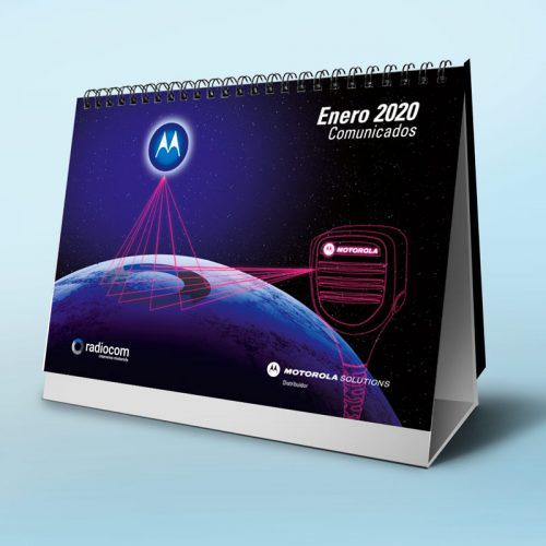 Calendario Radiocom 2020.