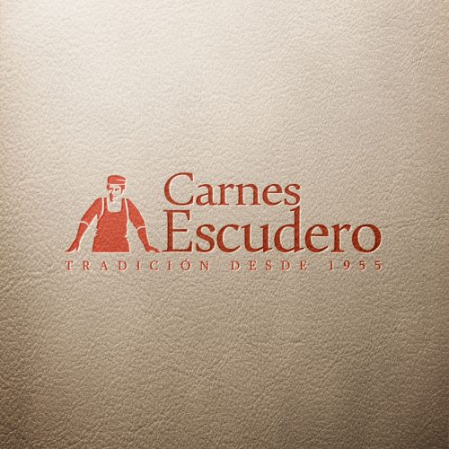 Logo Carnes Escudero Bullet Marketing & Merchandising