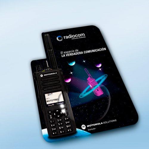 Mousepad Interwins Radiocom Chile bullet