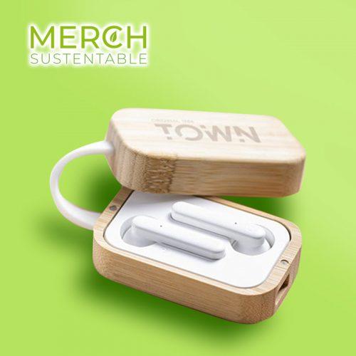 Audífonos Merch Sustentable