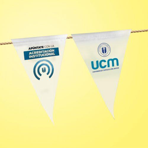 Banderín UCM