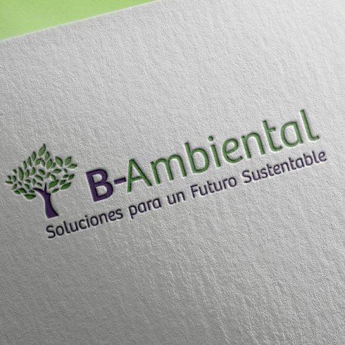 Logo B-Ambiental