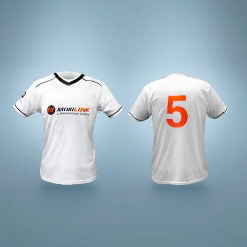 Camiseta Fútbol Mobilink