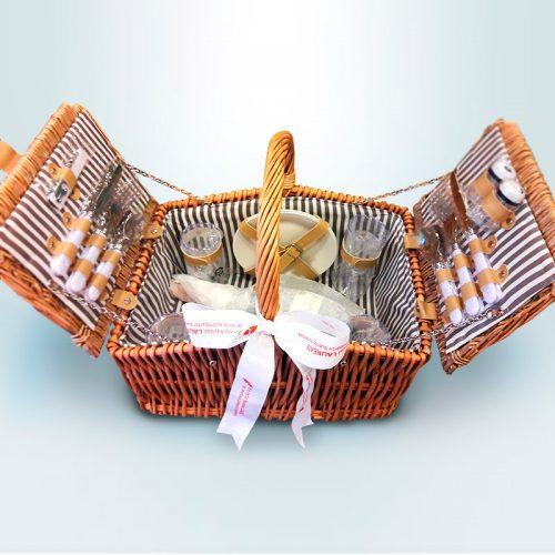 Canasta picnic Laureate