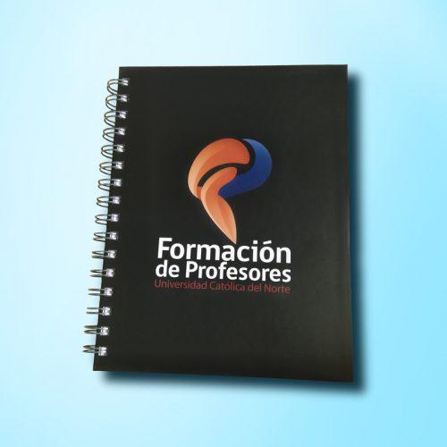 Cuaderno Formación de Profesores