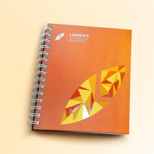 Cuaderno Laureate