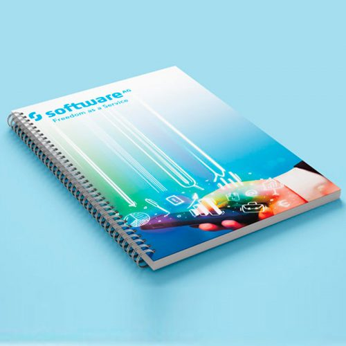 Cuaderno Software AG