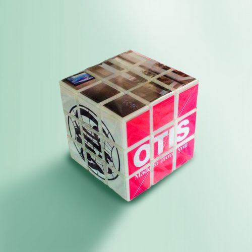 Cubo Rubik Otis