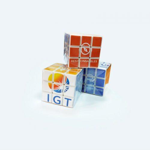 Cubo Rubik Publicitario