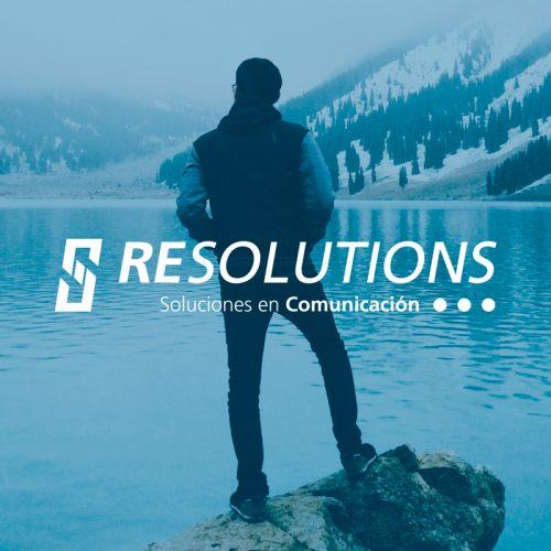 Imagen corporativa Resolutions