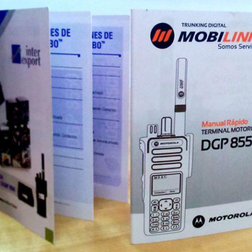 Manual de equipo Motorola