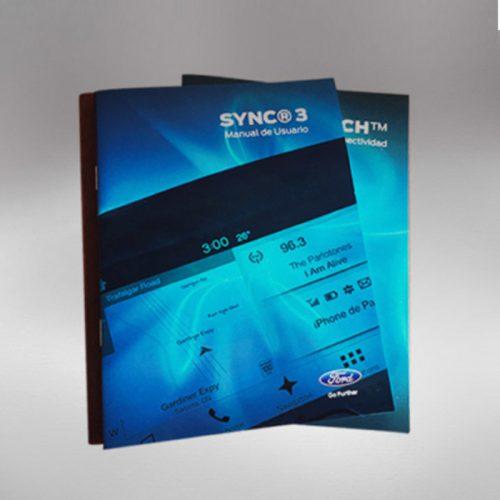 Manual Ford SYNC