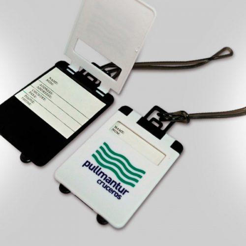 Identificador de maleta Pullmantur