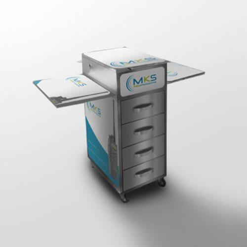 Mueble radios MKS