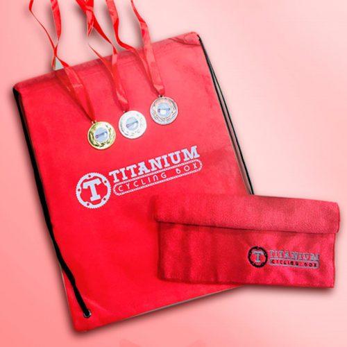 pack titanium