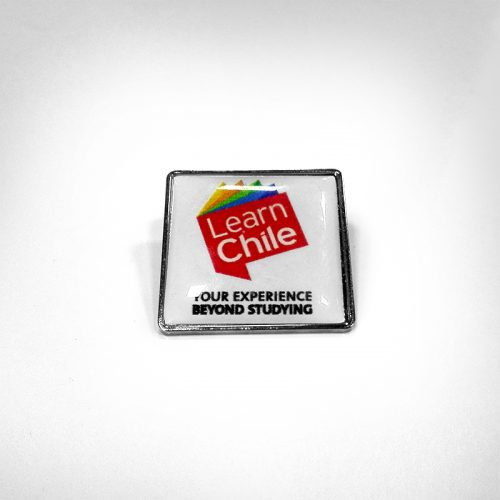 Pins Learn Chile