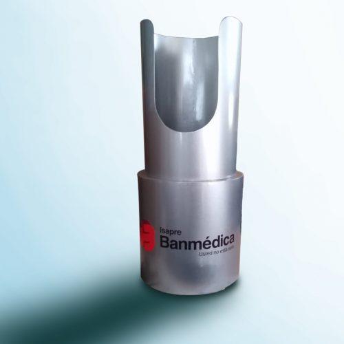 Porta Extintor Banmédica