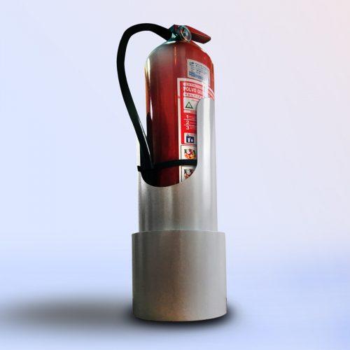 Porta Extintor 2kg