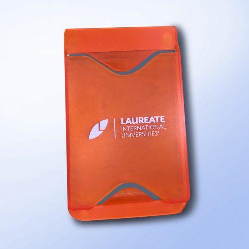 Porta tarjetas Laureate