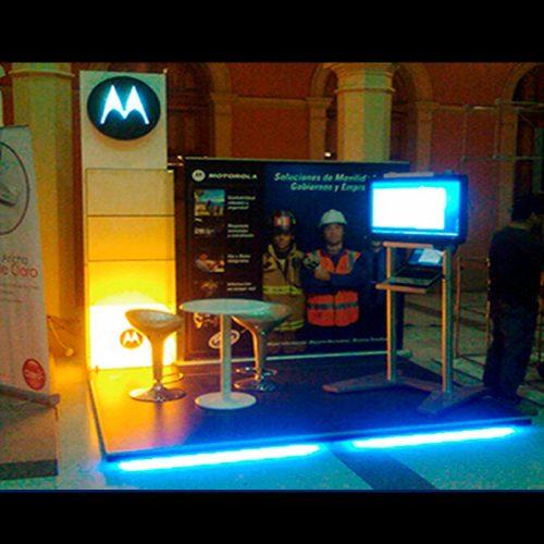 Stand Motorola