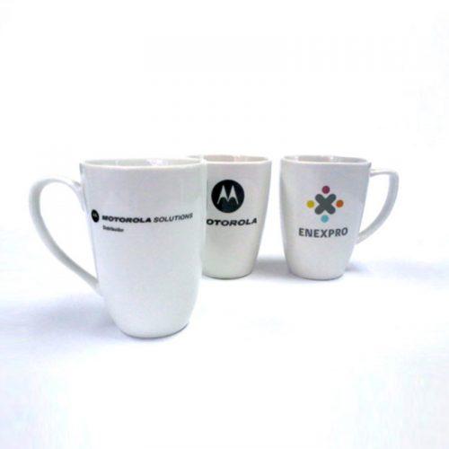 Tazones serigrafía Motorola
