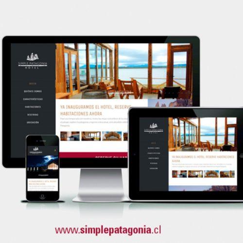 Web Simple Patagonia