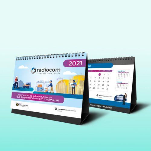 Calendario Radiocom 2021