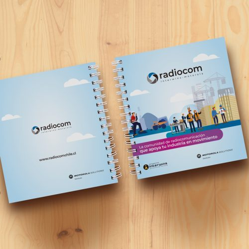 Cuaderno Interwins Radiocom 2021