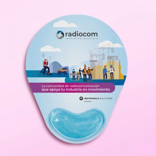 Mousepad Radiocom Chile 2021